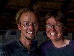 Ivo und Brigitte Jost