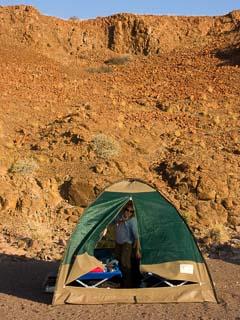 Hoanib River Camp