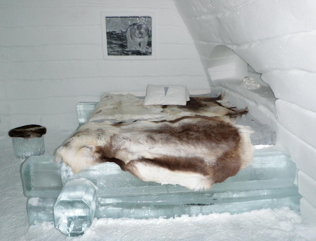 Ein Bett Aus Eis Ein Bett Aus Eis ...